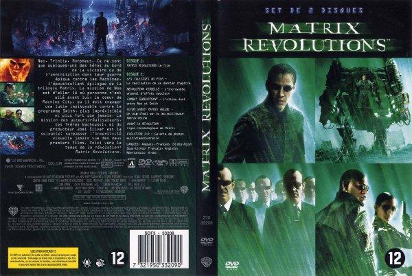 ce soir c matrix revolution
