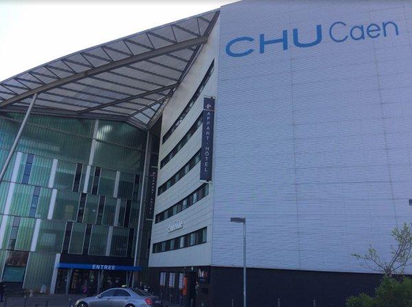 Le CHU de Caen bouclé par la police pour retrouver un « individu aux propos menaçants »