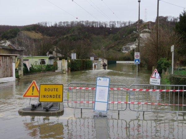 CARTE. Inondations : 13 nouvelles communes de Normandie classées en état de catastrophe naturelle