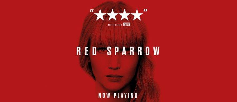 Sorties cinéma red sparrow
