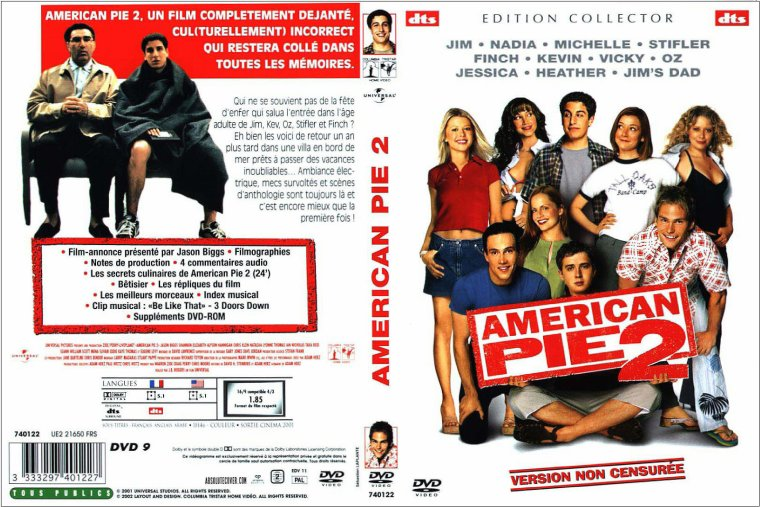 ce soir c american pie 2