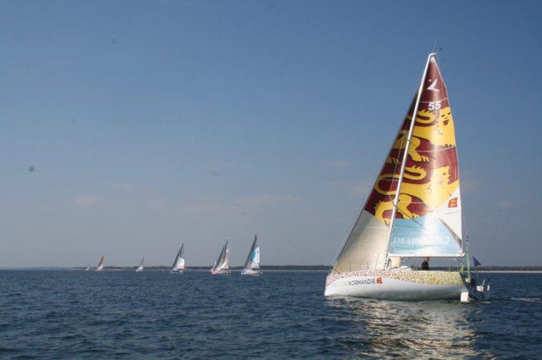 Vous souhaitez devenir le nouveau skipper de la Normandie ? Envoyez vos candidatures !