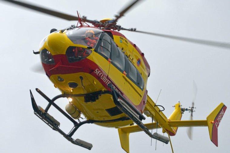 Nouvel accident dans la Manche : trois victimes dont deux « en urgence absolue »
