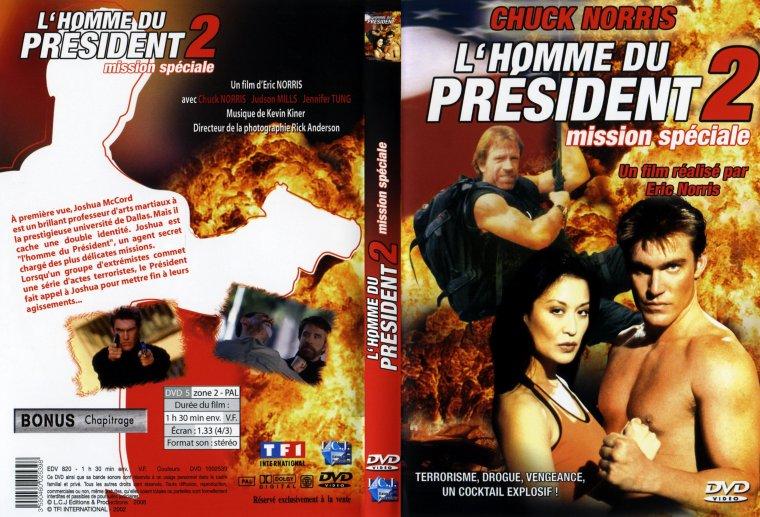 l'homme du président 2