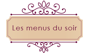 Soupe de lait pommes - cannelle et endives aux lardons