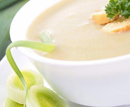 soupe express poireaux pommes de terre et