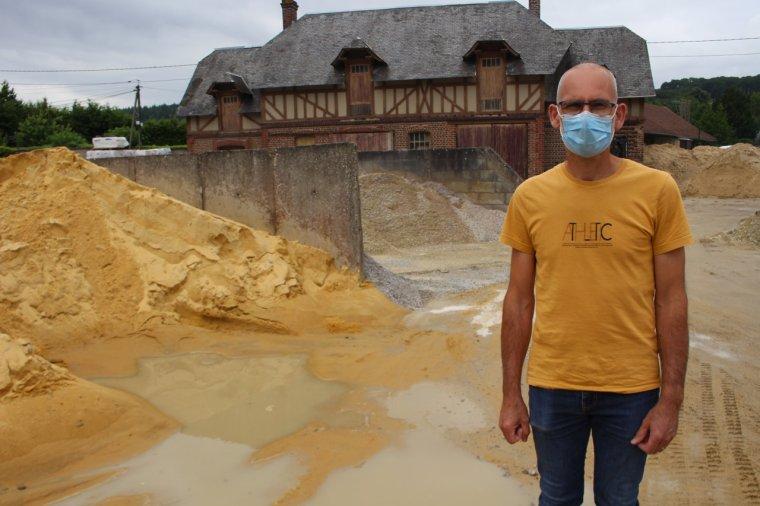 Inondations à Orbec : les témoignages de deux commerçants