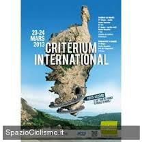 CRITERIUM INTERNATIONAL : DOSSARD 126