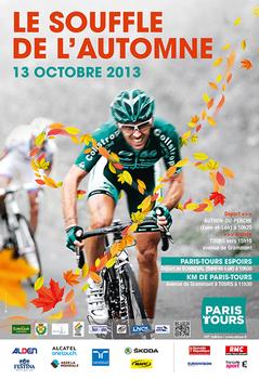 PARIS - TOUR : DOSSARD 187