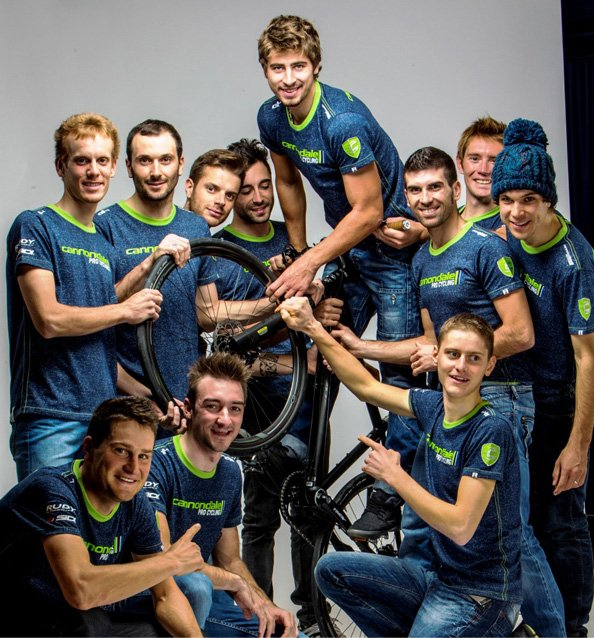 G4 SPONSOR EQUIPE CANNONDALE