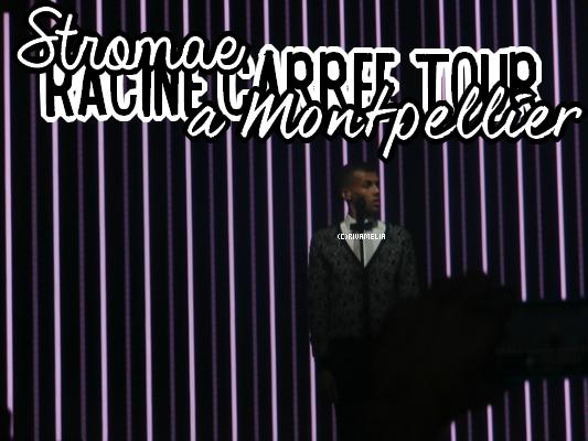 Concert : Stromae - Racine Carrée Tour
