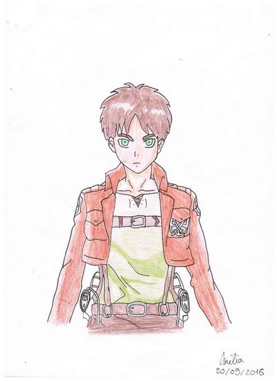 Dessin : Eren