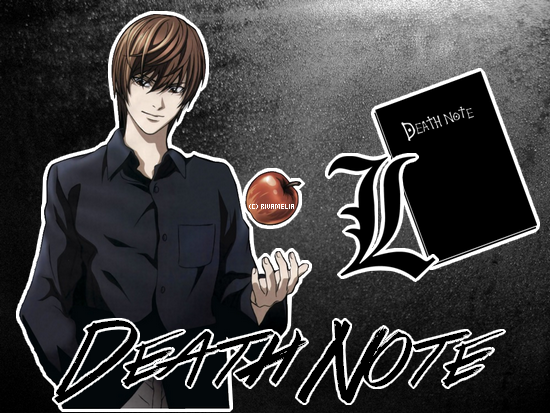Anime : Death Note