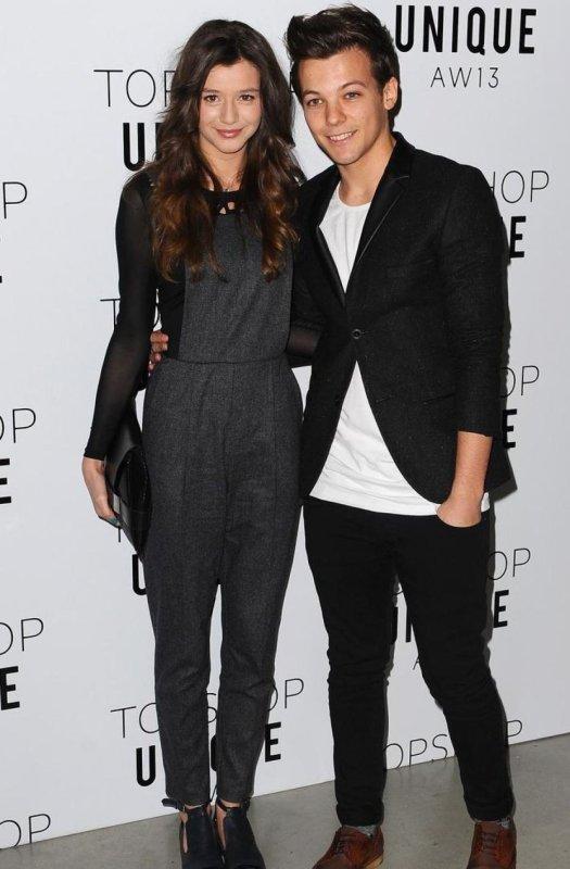 Comme ils sont mignons. Eleanor et Louis !!