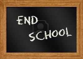 L'école est finie !!!