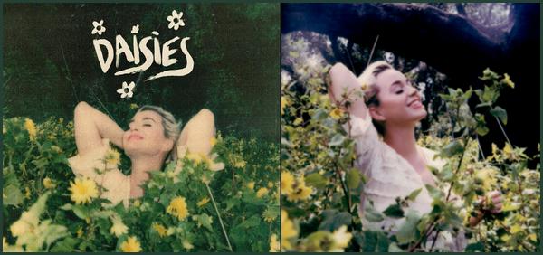 • • Découvre le single de Katy Perry « Daisies » qui est issu de son 5ème album