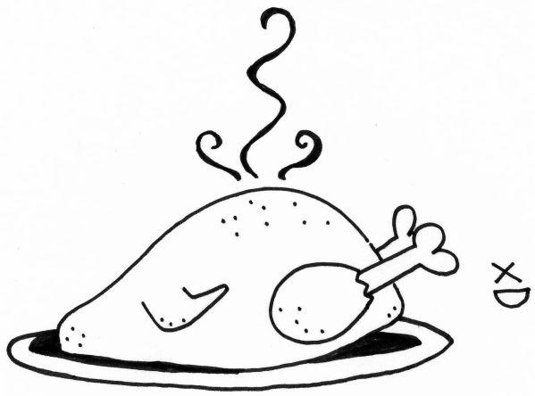 Classe en dessin blog de 2nd3 itsi - Dessin de poulet ...