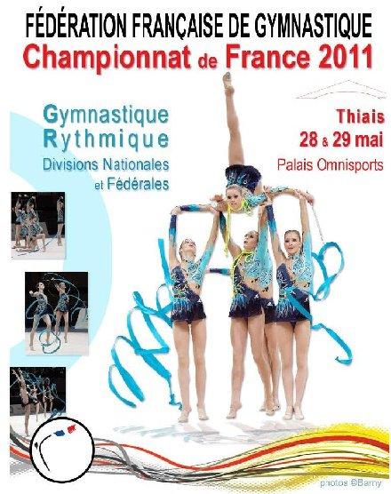 Championnat de France DN/DF à THIAIS 2011