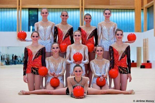 Equipe de France Gymnastique Rythmique