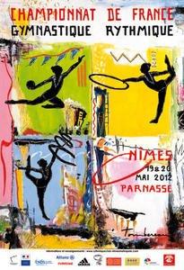 ~ Championnat de France DF et DN, Nimes 2012 ~