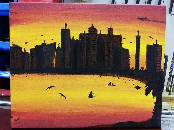Nouvelle peinture ~