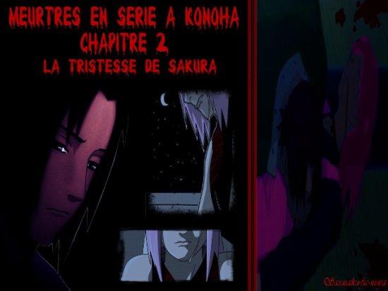 Meurtres en série à Konoha : Chapitre 2