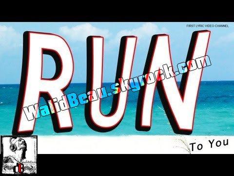 Flo Rida Feat. RedFoo Of LMFAO  / Run (2012)