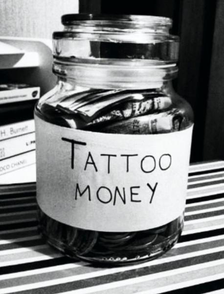 aller j'économise pour mon 2eme tatouu