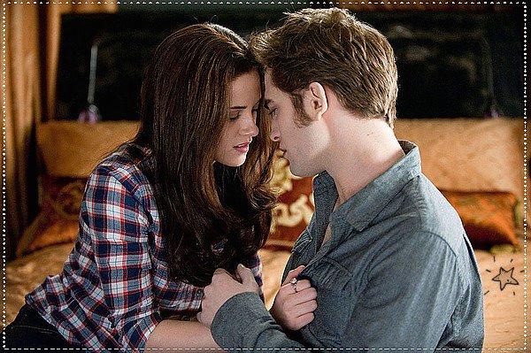 Twilight Chapitre 3 : Hésitation ♥