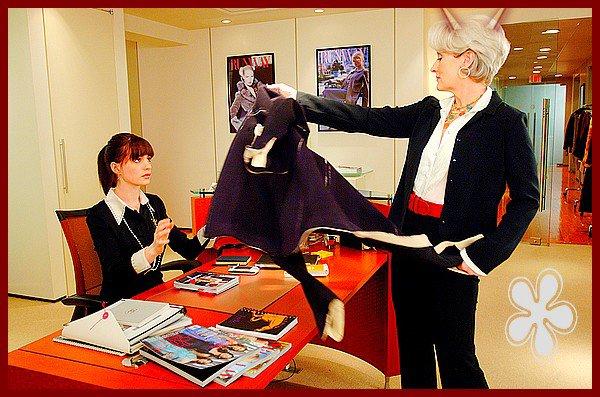 Le Diable S'habille En Prada ♥
