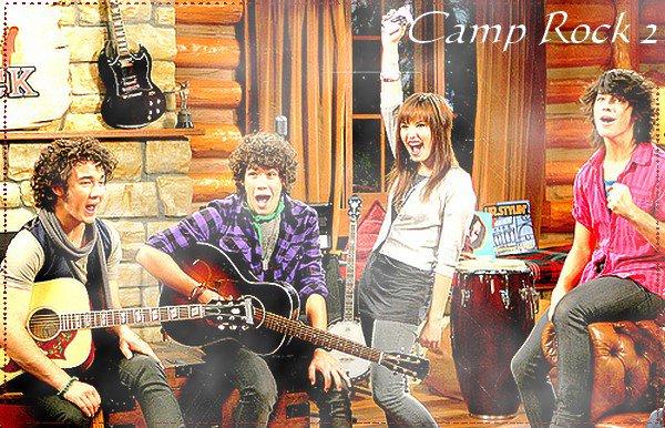 Camp Rock 2 ♥
