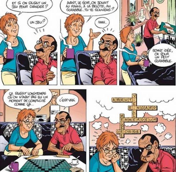humour de couple