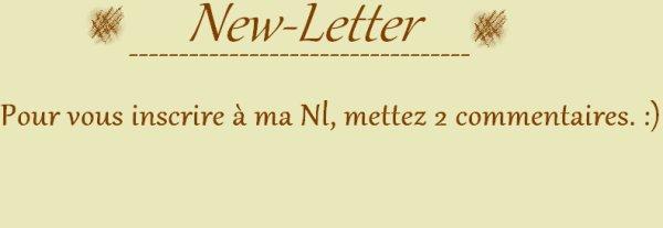 Nwe Letter