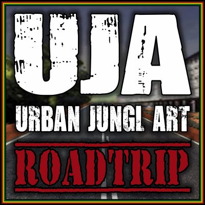 "Road Trip UJA / Meddley album ""Road Trip"" Urban Jungl'Art (2011)"
