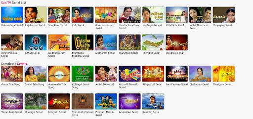 Tamil Serial Reviews  Promo