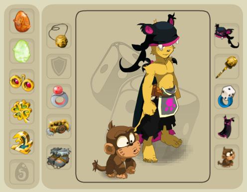 Un nouveau personnage !