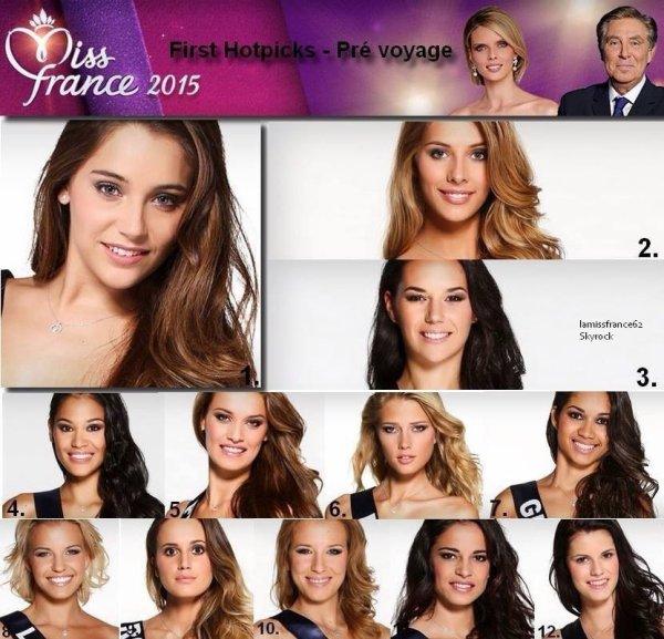 Les nouveautés de l'élection Miss France 2015