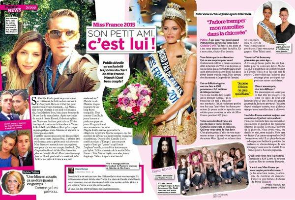 Camille dans l émission le Buzz Média / Camille dans Closer / Un reportage de Camille dans 7 à 8