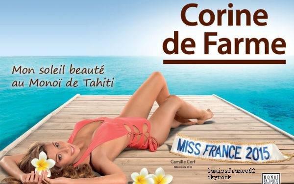 Camille pour Corine de Farme