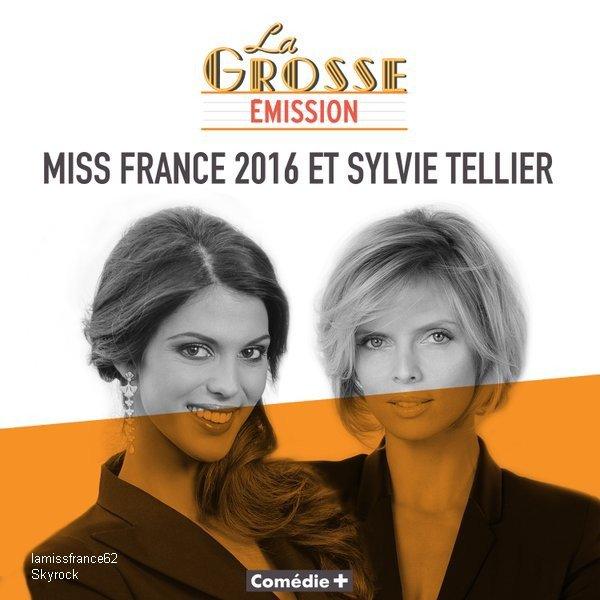 Iris 1er shooting photo /  Ce soir  La Grosse Emission reçoit Iris et Sylvie Tellier à 18h22 sur Comédie+ !