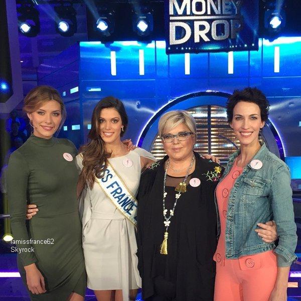 Ce soir Iris , Camille , Linda dans Money  Drop  à 19h sur TF1