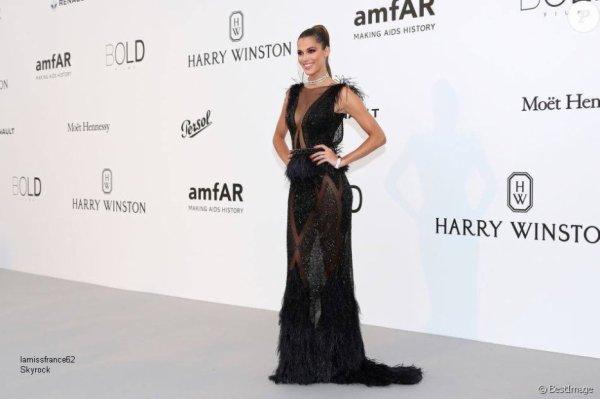 iris AmfAR Gala à Cannes : La suite