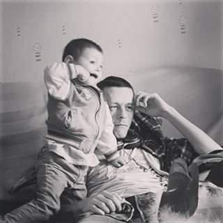 #Mon neveux et l'Grand Frere <3