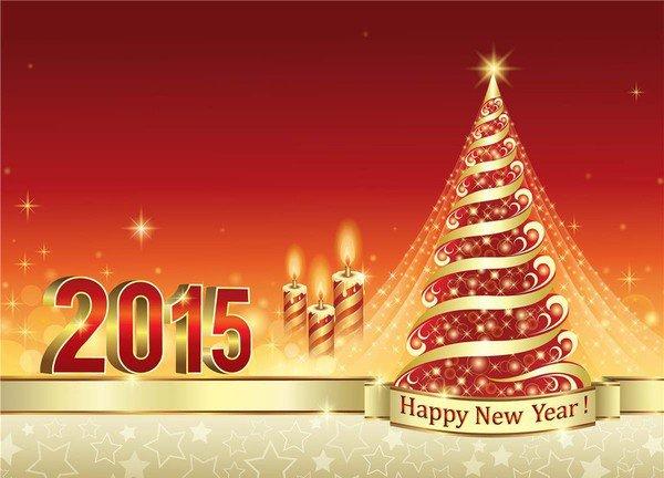 ~~ Bonne Année 2015 ~~