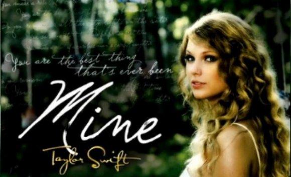 """Taylor Swift : Découvrez """"Mine"""", son nouveau single :)"""
