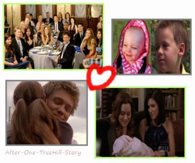 Troisième Chapitre on After-One-TreeHill-Story.skaay