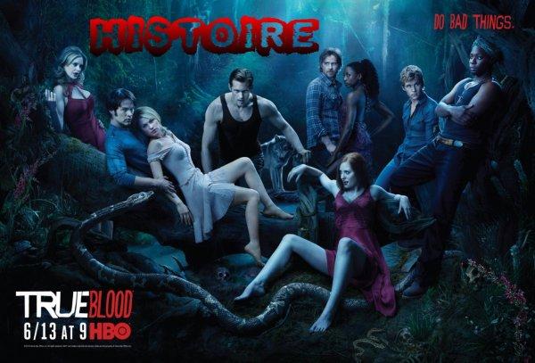 True Blood un amour de vampire ❤