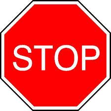 stop , arette