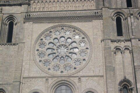 quelque photo que j'ai faite de la cathédrale de Chartres