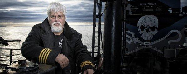 PAUL WATSON & Sea Shepherd